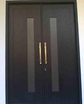 Cool House Door Design screenshot 5