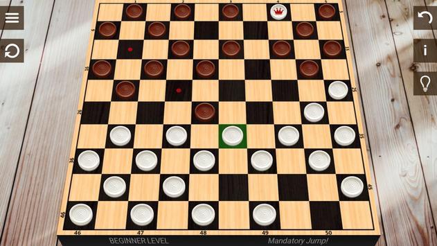 Checkers screenshot 1