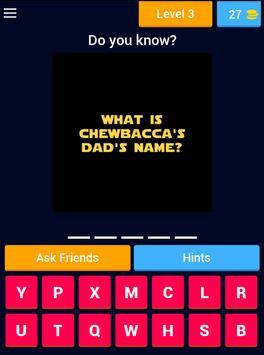 The Hardest Star Wars Quiz screenshot 15