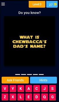 The Hardest Star Wars Quiz screenshot 2