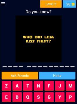 The Hardest Star Wars Quiz screenshot 8