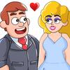 Brain Love Story - Brain Puzzle Games ícone