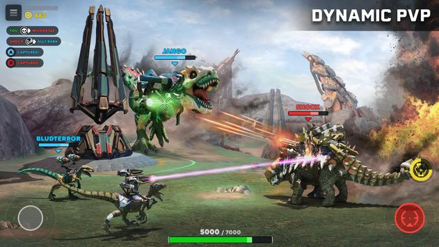 Dino Squad. TPS Action With Huge Dinos poster