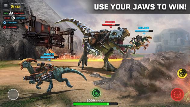 Dino Squad. TPS Action With Huge Dinos screenshot 12