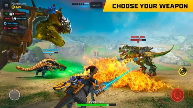 Dino Squad screenshot 1