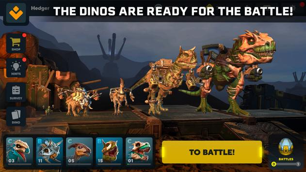 Dino Squad. TPS Action With Huge Dinos screenshot 9
