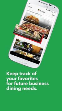 Dinova Restaurant Marketplace screenshot 3