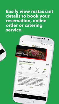Dinova Restaurant Marketplace screenshot 2