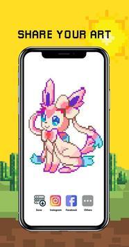 Dino Fun - Color By Numer screenshot 18