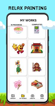 Dino Fun - Color By Numer screenshot 3