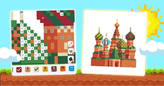 Dino Fun - Color By Numer screenshot 5