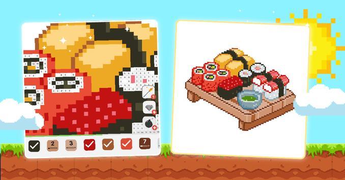 Dino Fun - Color By Numer screenshot 6