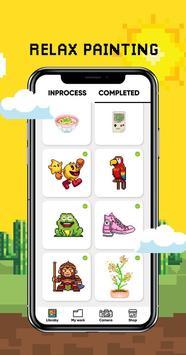 Dino Fun - Color By Numer screenshot 9