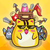 Cat'n'Robot: Idle Defense - Cute Castle TD PVP 아이콘