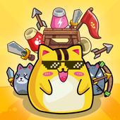 Cat'n'Robot: Idle Defense - Cute Castle TD PVP icon