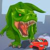 Jurassic Dinosaur: City rampage simgesi
