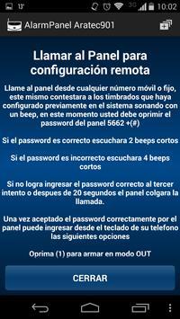 AlarmPanel Aratec901 Lite screenshot 3