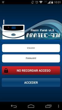 AlarmPanel Aratec901 Lite poster