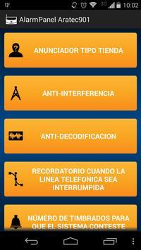 AlarmPanel Aratec901 Lite screenshot 4
