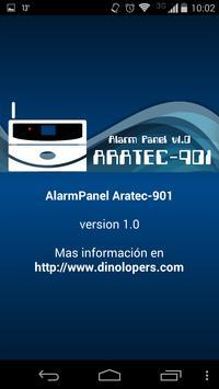 AlarmPanel Aratec901 Lite screenshot 6