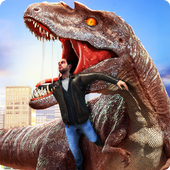 Real Dinosaur Simulator : 3D icon
