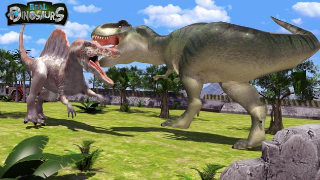 Real Dinosaur Simulator : 3D screenshot 1