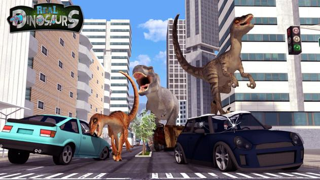Real Dinosaur Simulator : 3D screenshot 4
