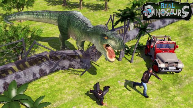 Real Dinosaur Simulator : 3D screenshot 5