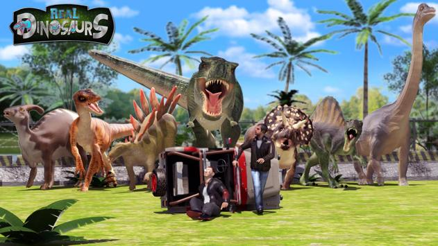 Real Dinosaur Simulator : 3D screenshot 8