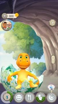 Mon Dinosaure Qui Parle Ross capture d'écran 4