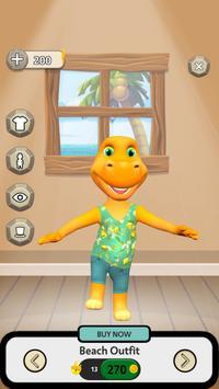 Mon Dinosaure Qui Parle Ross capture d'écran 6