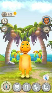 Mon Dinosaure Qui Parle Ross capture d'écran 8