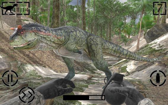 DINOSAUR HUNTER: SURVIVAL GAME imagem de tela 3