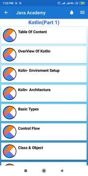 Java Academy(kotlin) screenshot 6