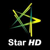 Hotstar - Hotstar Live TV HD Shows Guide आइकन