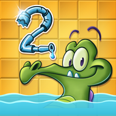 Download Game Puzzle android  intelektual Where's My Water? 2 free