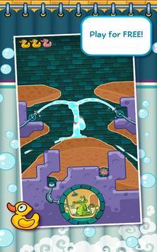 Where's My Water? Free screenshot 5