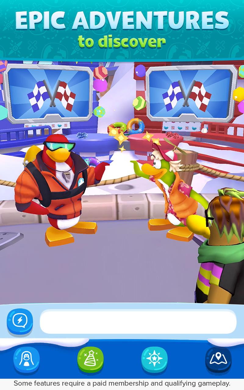 Club Penguin Island for Android - APK Download