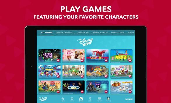 DisneyNOW screenshot 11