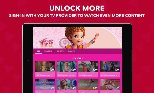 DisneyNOW screenshot 13