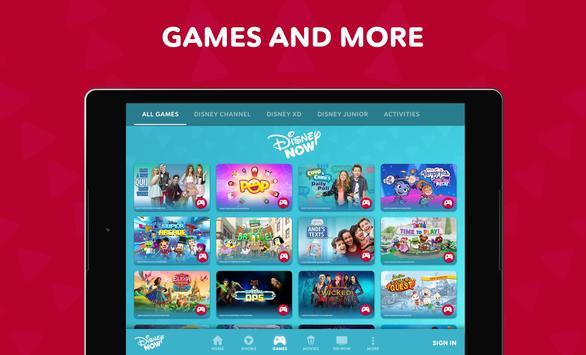 DisneyNOW screenshot 9