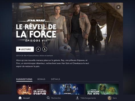 Disney+ capture d'écran 21