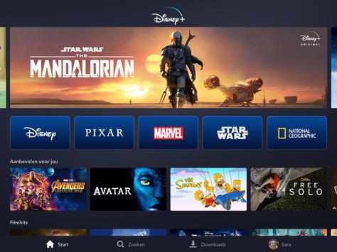 Disney+ screenshot 18