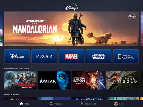 Disney+ imagem de tela 11