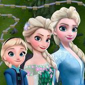 ikon Disney Frozen Free Fall