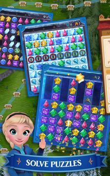 Disney Frozen Free Fall - Play Frozen Puzzle Games 截图 10