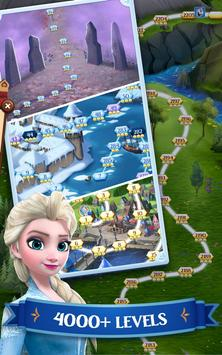 Disney Frozen Free Fall - Play Frozen Puzzle Games 截图 7