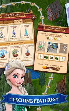 Disney Frozen Free Fall - Play Frozen Puzzle Games 截图 1