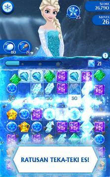Disney Frozen Free Fall poster