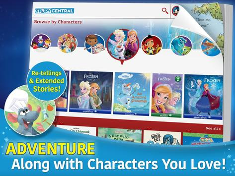 Disney Story Central screenshot 5